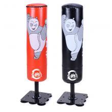 拳击沙袋WXF-650不倒翁立式吸盘沙包儿童健身器材家用实心跆拳道