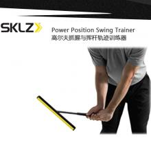 SKLZ斯克斯 训练器 高尔夫抓握与挥杆轨迹