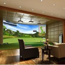 瑞动室内高尔夫模拟器 IN-GOLF室内模拟高尔夫系统豪华款