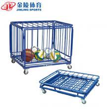 JINLING/JINLING/金陵体育器材 QTC-1折叠式球类推车11137