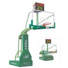 JINLING/金陵YLJ-SB 手动液压篮球架 室内可移动篮球架 家用商用体育...