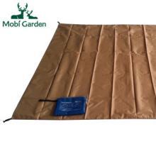 牧高笛户外装备 露营地垫防水防潮野餐垫 自动帐篷专用地席