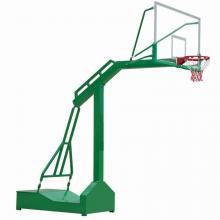 瑞动标准球可移动篮球架单臂式专业室外成人户外家用蓝球架地埋比赛款落地式
