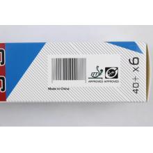 许绍发 三星球 新材料 40+ 无缝球 乒乓球 6只装/盒