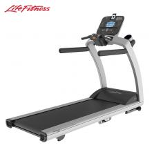 Life Fitness美国力健家用款跑步机智能静音减震家庭健身设备T5