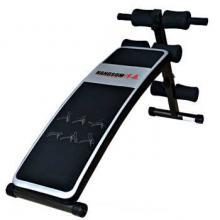 悍森 HS-2000 仰卧起坐板 健腹板家用 收腹减肥 练腹肌 瘦腹部 加长