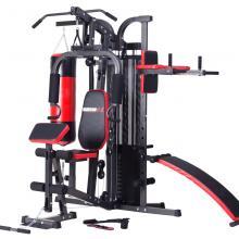 悍森 HS-6000-123 综合训练器  家用多功能力量训练器 三人站 综合健身器材
