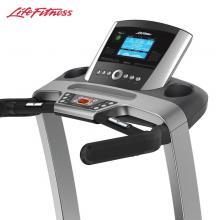 LifeFitness美国力健跑步机 家庭款可折叠电动静音原装进口F3