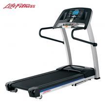 Life Fitness美国力健静音家庭跑步机用款多功能高端电动F1