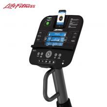 LifeFitness美国力健靠背健身车带靠背家庭款静音磁控运动单车RS1
