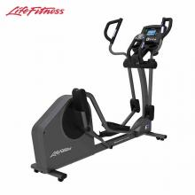 Life Fitness美國力健橢圓機家用款靜音磁控踏步機綜合訓練器E3
