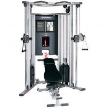 Life Fitness美国力健小飞鸟家用力量健身设备健身椅训练器G7