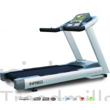 英瑞得INRED JN9.7 跑步机 带电视 健身房器材 商务用 器械 电动