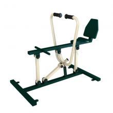 瑞动海风系列框架划船器户外健身器材室外健身器材公园健身器材户外路径小区健身器材
