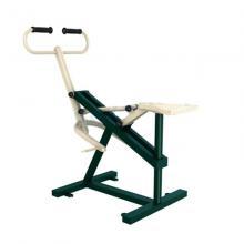 瑞动海风系列单位框架健骑机户外健身器材室外健身器材公园健身器材户外路径小区健身器材