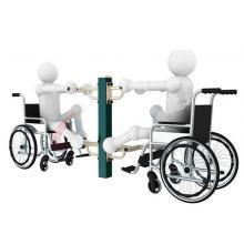 瑞动康复系列自行车残疾人户外健身器材室外健身器材公园健身器材户外路径小区健身器材