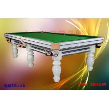 瑞动2016新款TS-01A 美式(中式黑8)特制款台球桌