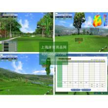 瑞动 室内高尔夫 模拟器 IN-GOLF室内模拟高尔夫系统专业款