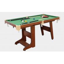 豪华家用型英式台球桌 R2-D10斯诺克台球桌 可折叠翻转