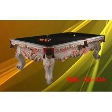 瑞动 DK-03B 8尺雕刻球台经典款式高档豪华台球桌