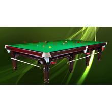 瑞动 S-2A 高端英式斯诺克台球桌 高端仿红木比赛款