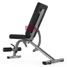 RD280 商用多功能仰卧板 功能训练椅可调哑铃凳健腹板 小飞鸟凳收腹机benc...