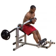 STEELFLEX 史帝飞/body-solid 腹肌背肌训练机GCAB360