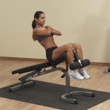 STELLFLEX美国史帝飞(Body-solid)多功能训练凳GFID31 不含腿伸展配件(可配)