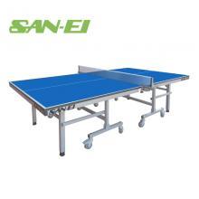 三聚氰胺乒乓球桌 日本SAN-EI三英乒乓球臺PARAGONSPA-25分體單折
