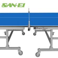 三聚氰胺乒乓球桌 日本SAN-EI三英乒乓球台PARAGONSPA-25分体单折