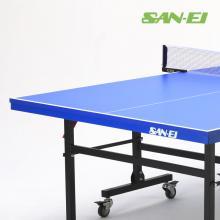 日本SAN-EI三英乒乓球台SSM-25分体单折乒乓球桌全国包邮送网架