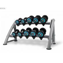 ROCKIT商用5对装哑铃架 健身房专用 高端健身器材