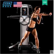 美國ICON愛康19916多功能力量訓練器械家用繩動綜合訓練器大型健身器材